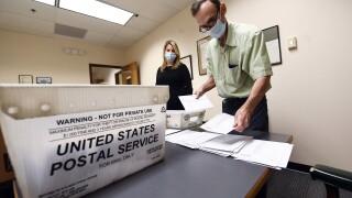 Mail Voting New York