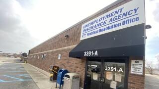 Unemployment Office plainfield during Coronavirus