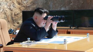 North Korea launches 'unidentified' projectile