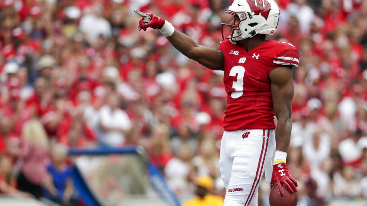 Illinois Wisconsin Preview Football