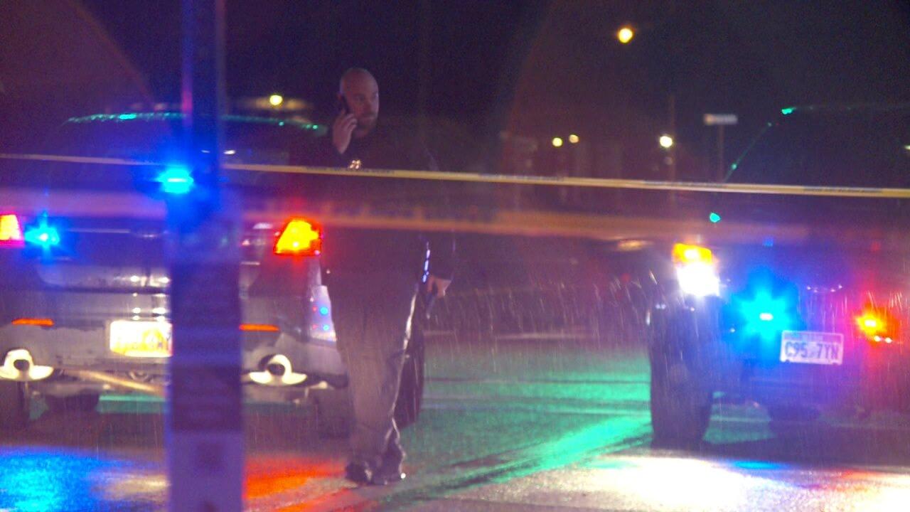 Roy Police shoot, kill armed trespasser at gasstation