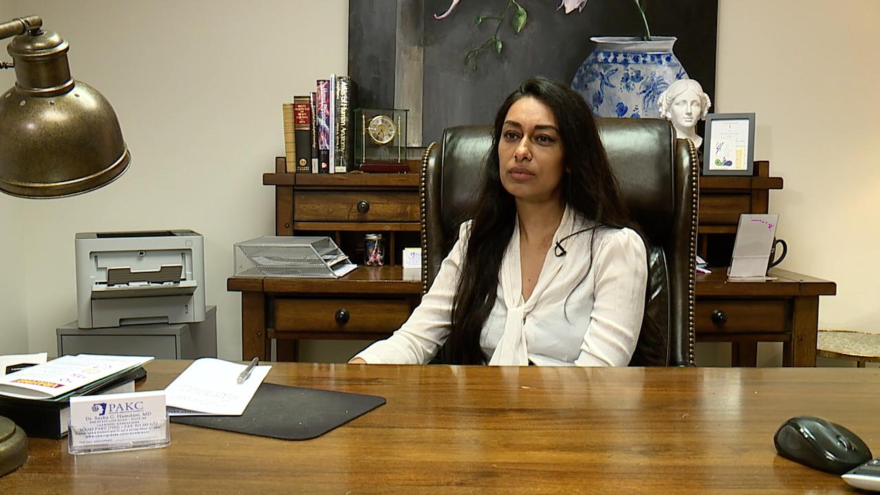Dr. Sasha Hamdani