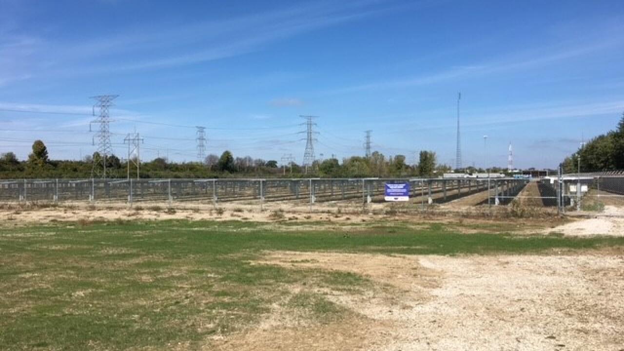 Solar power shines in Wayne Township schools