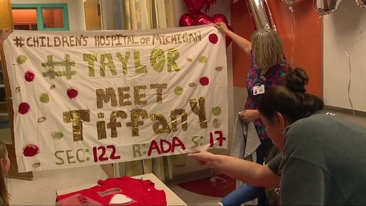 Stranger gives Michigan teen w/ traumatic brain injury Taylor Swift tickets, hopes they'll meet