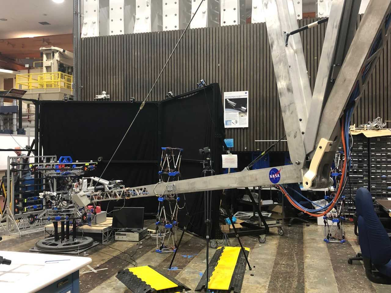 Photos: NASA Langley Research Center technology helps human exploration of the Moon