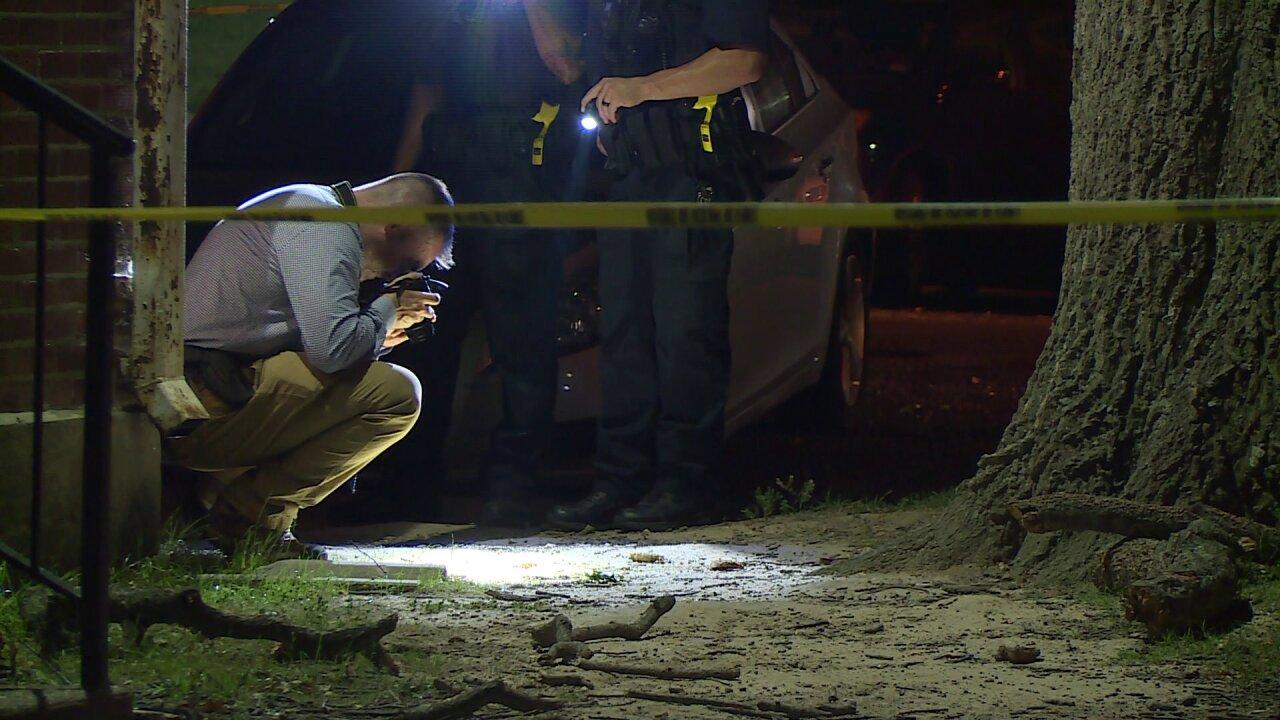 Man shot in Richmondneighborhood