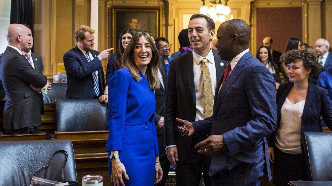 Historic day one of 2020 General Assembly presents 'new realities' for Democrats andRepublicans