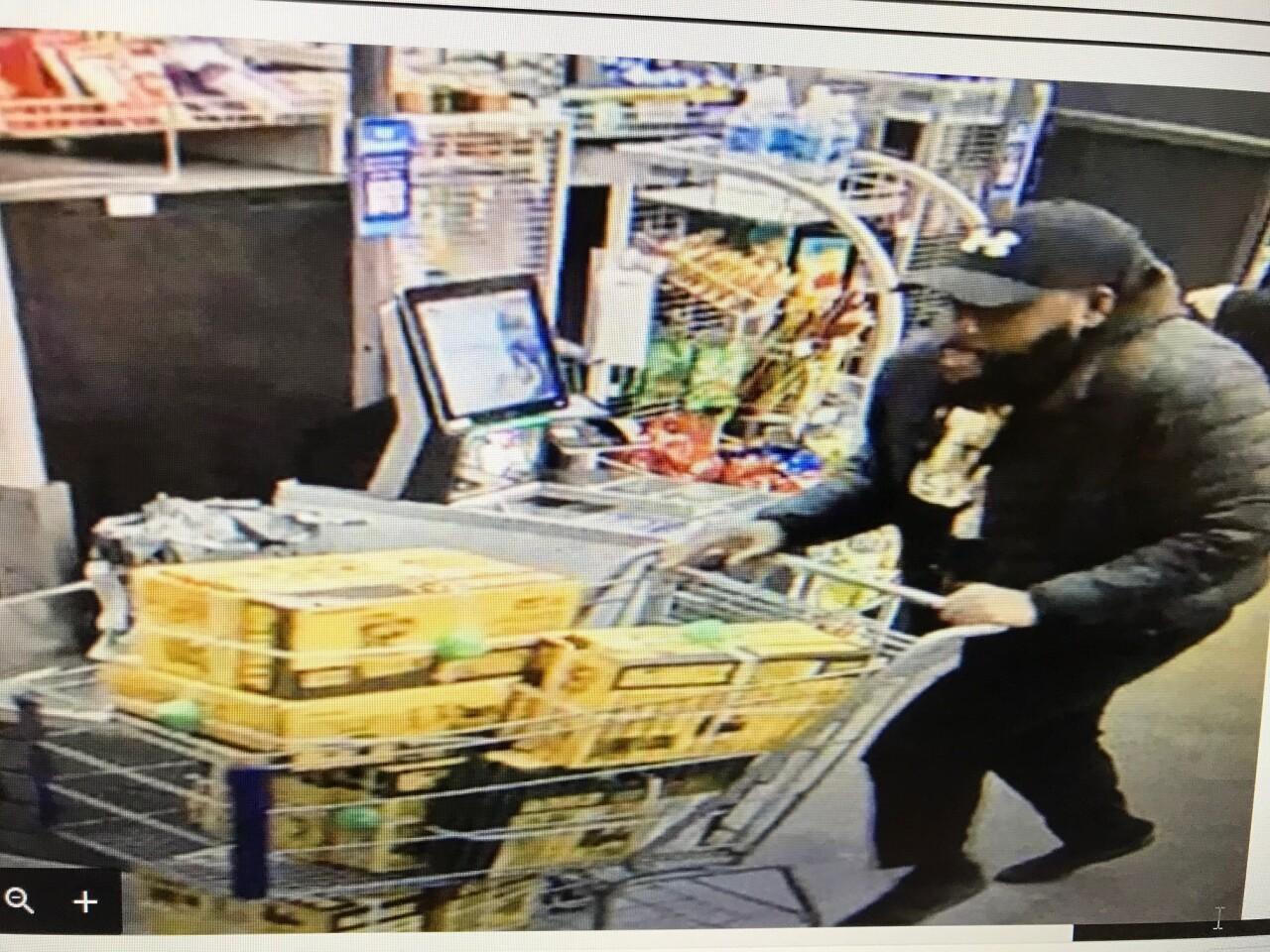 Clarksville Robbery Suspect 3 - 32420