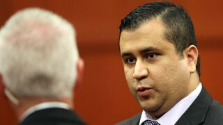 George Zimmerman sues Trayvon Martin's family, law enforcement for $100 million
