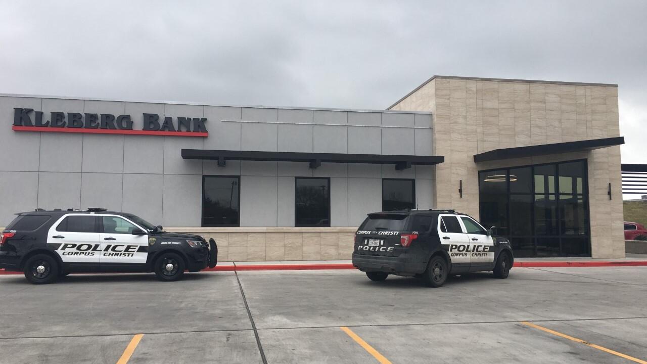 Kleberg Bank Robbery