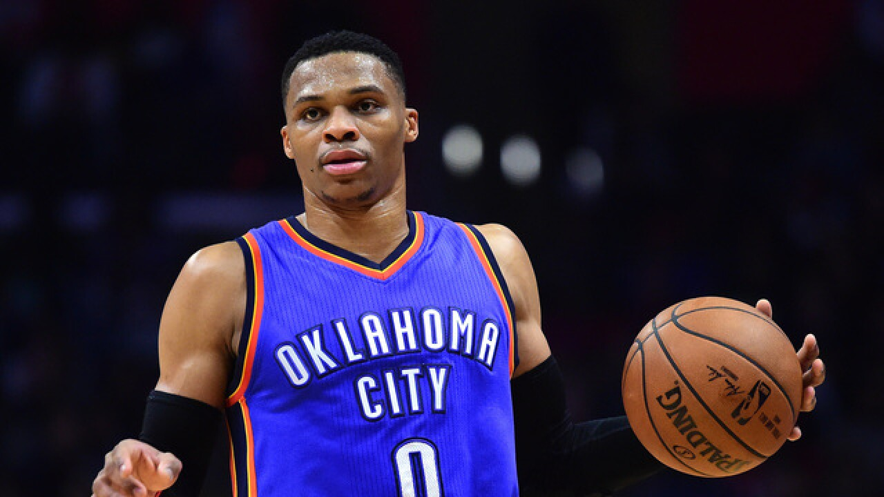 Thunder's Russell Westbrook has knee surgery