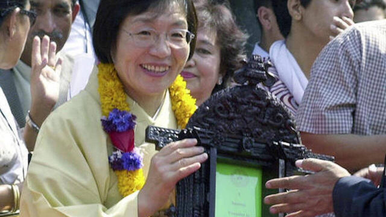 1st woman to climb Everest, Junko Tabei, dies at 77