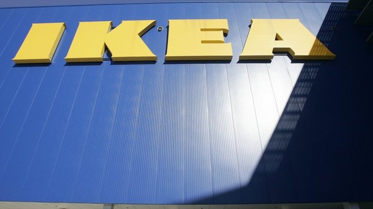 Ikea relaunches recall of 29 million dressers after 8th child dies