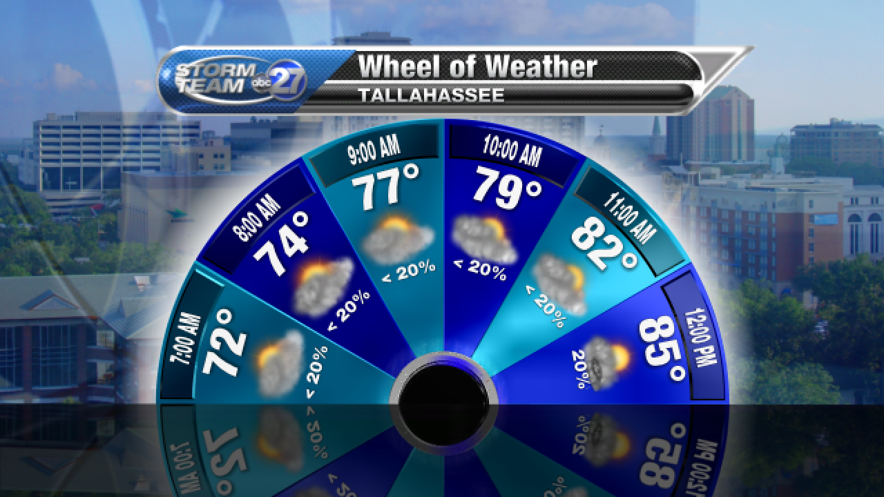 Weather Wheel A (05/31/2017)