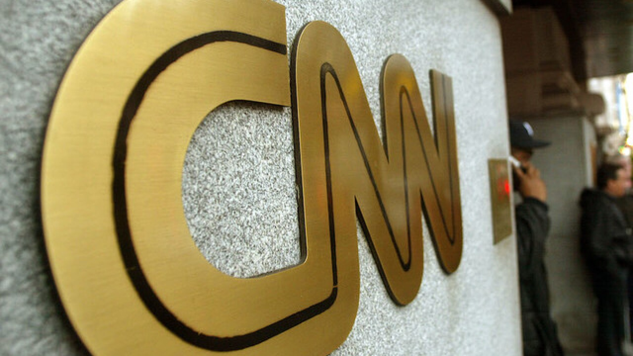 CNN office in New York is one of many to receive an explosive device delivery this week