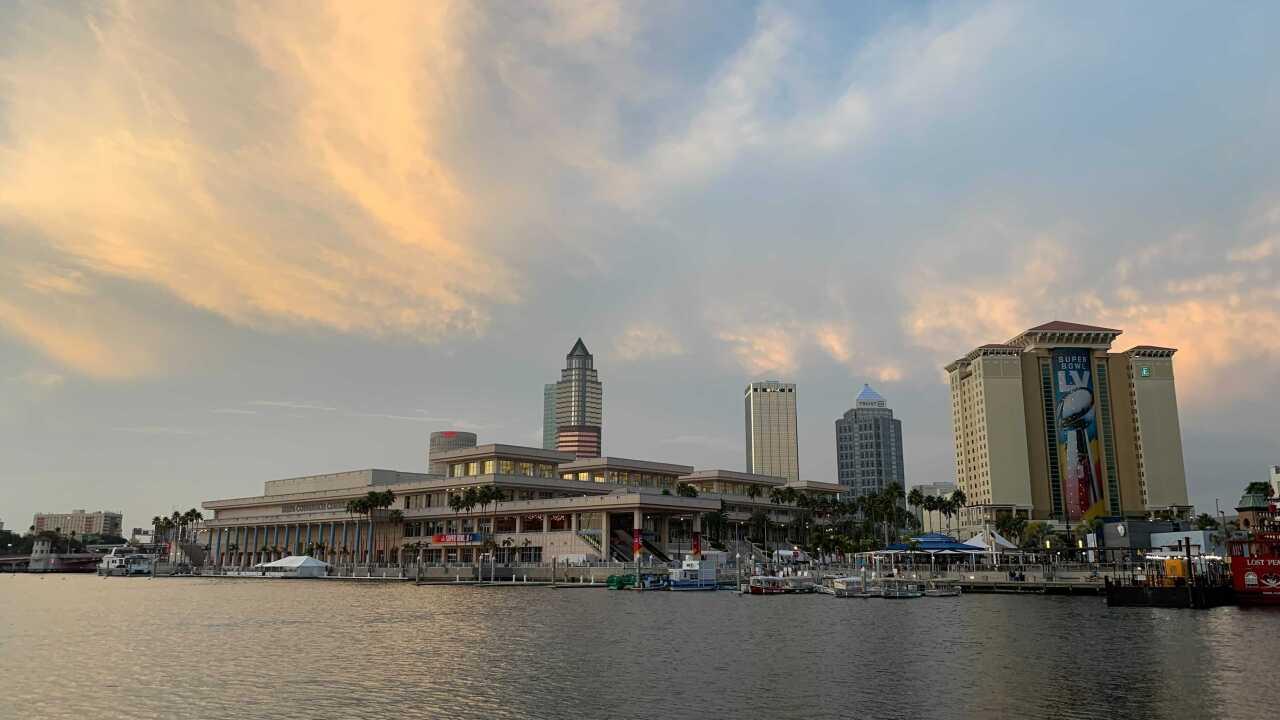 Tampa Super Bowl 2