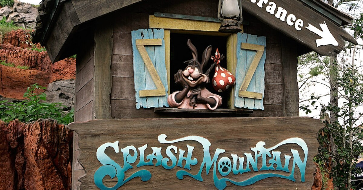 Disney Parks To Re Theme Splash Mountain After Princess And The Frog