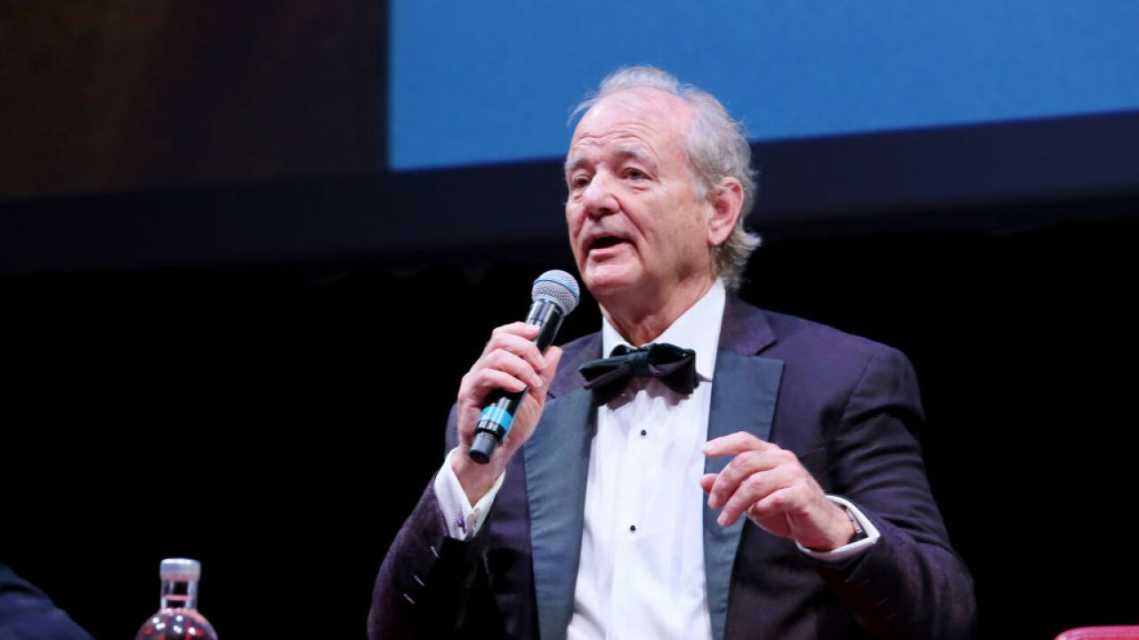 Bill Murray Masterclass - 14th Rome Film Fest 2019