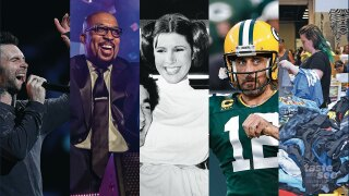 This weekend has two concerts at the iTHINK Financial Amphitheater, comedian Nephew Tommy, a Star Wars boat-in watch party a gigantic garage sale, and of course,  Sunday Night Football.