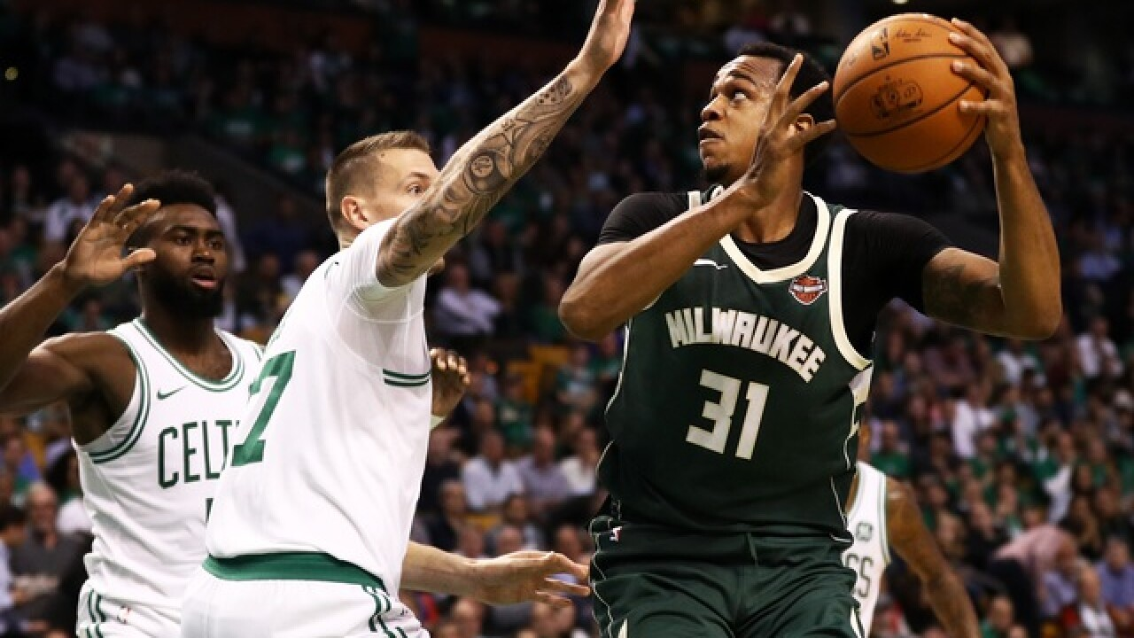 Bucks center John Henson to have surgery for torn ligament