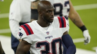 Josh McCourty, New England Patriots safety in 2020