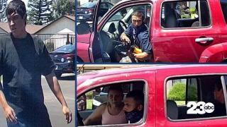 Suspected Catalytic Converter Thieves, Bakersfield