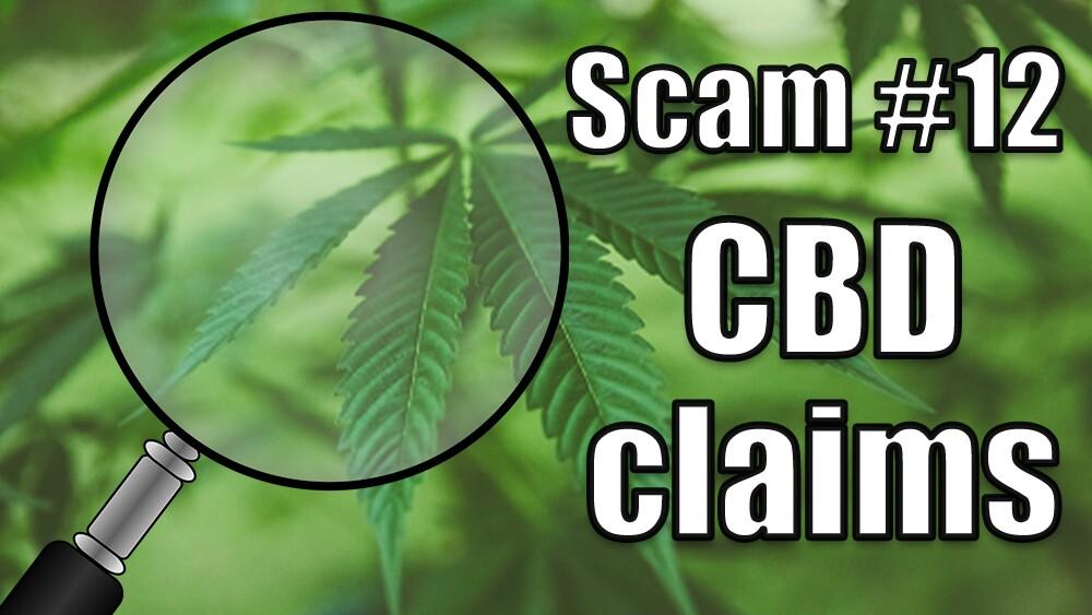 12. CBD claims