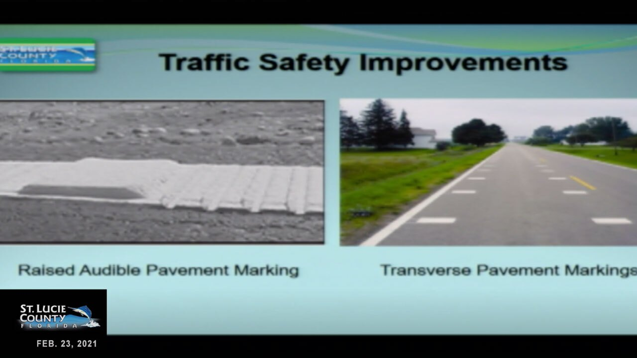 Traffic Safety Improvement on Indian River Drive