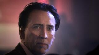 Romania Nicolas Cage