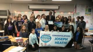 Classroom Hero: Joseph Heath
