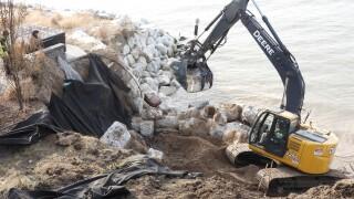 south haven limestone erosion
