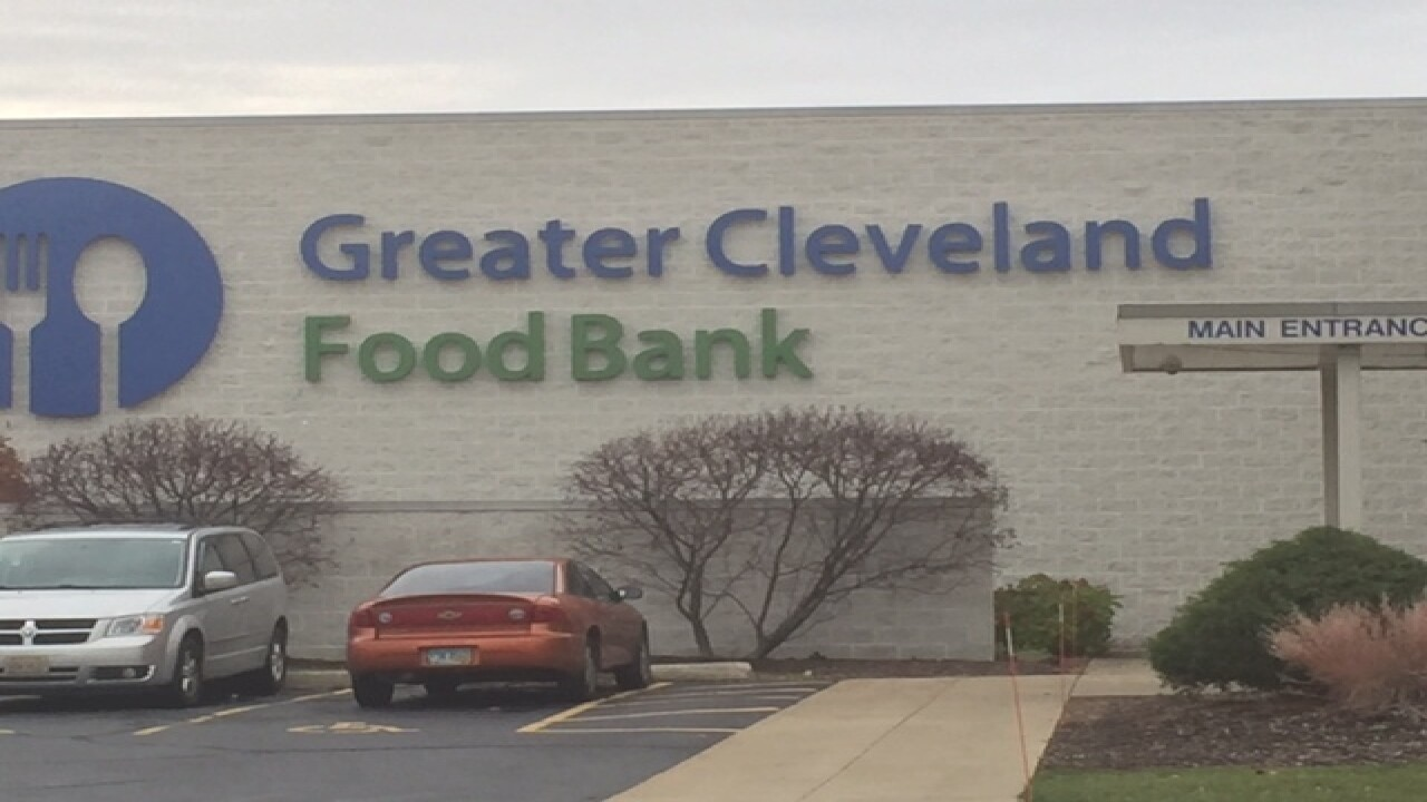 Greater Cleveland Food Bank helping more people
