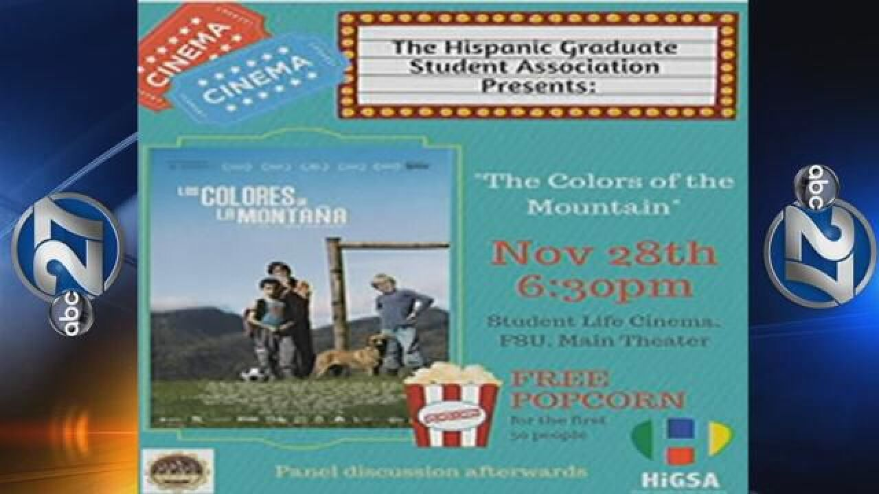 FSU Students to Debut Film on Armed Conflict in Colombia