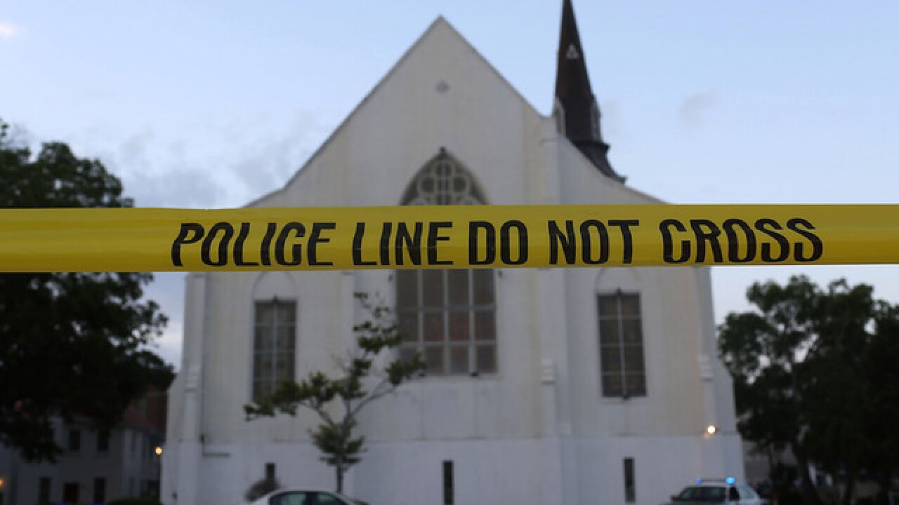 Charleston, S.C. still same 1 year after shooting massacre in church