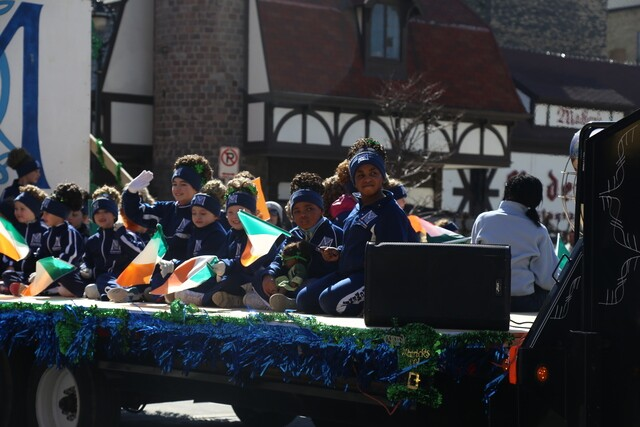 Milwaukee's 2018 St. Patrick's Day Parade [PHOTOS]