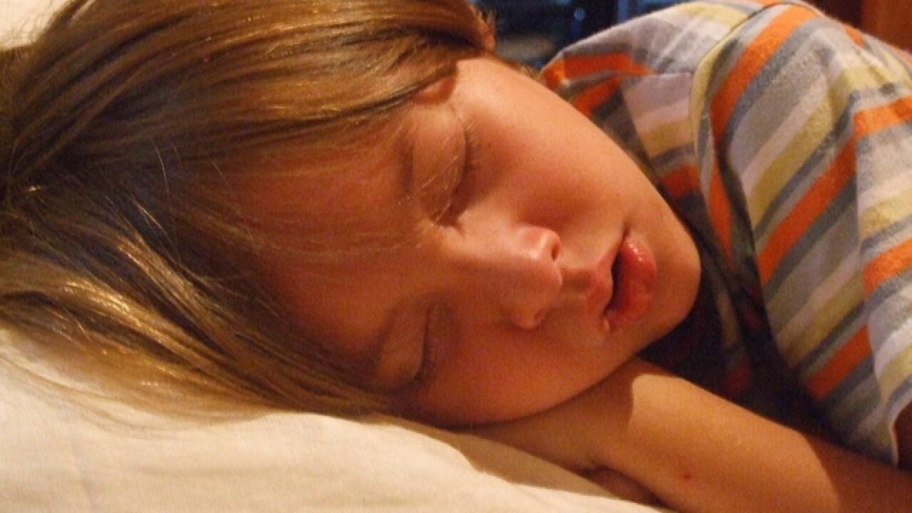 Prepare your children's sleep schedule with school year approaching