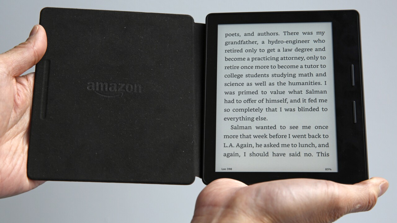 APTOPIX TEC-Digital Life-Amazon Kindle Oasis