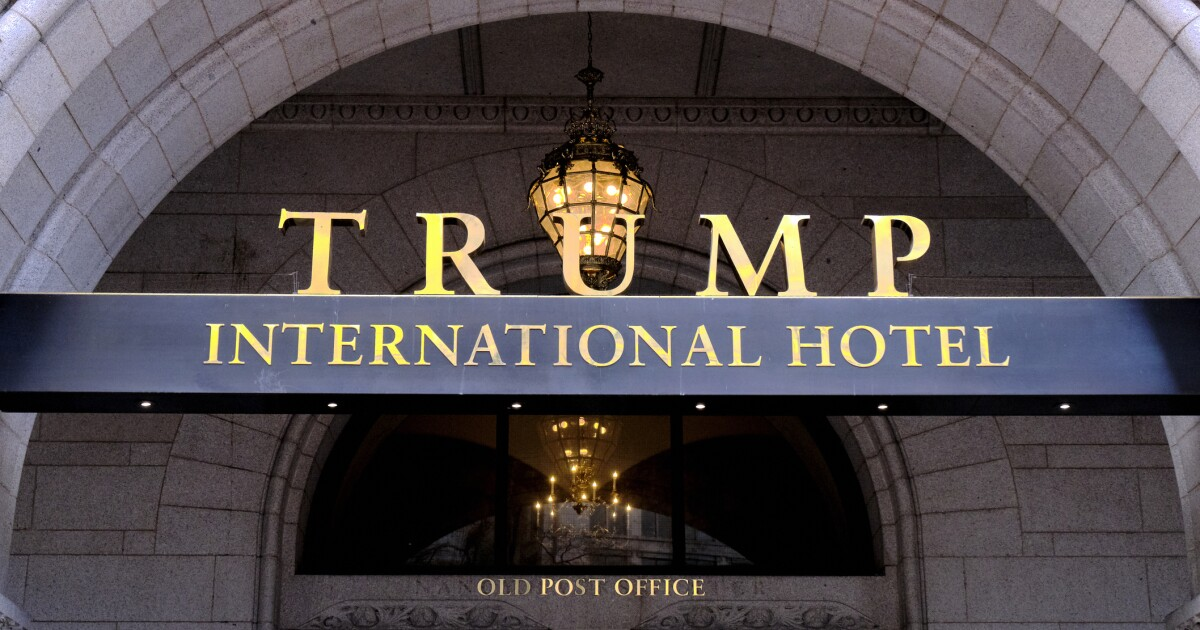 Supreme Court ends Trump emoluments lawsuits