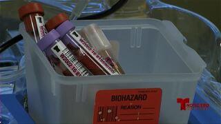 Escasez de suministros en el banco de sangre de la zona costera