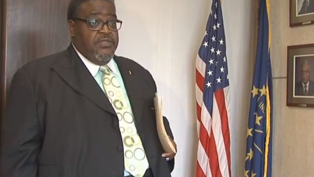 Council Pres. Clay faces lawsuit over firings