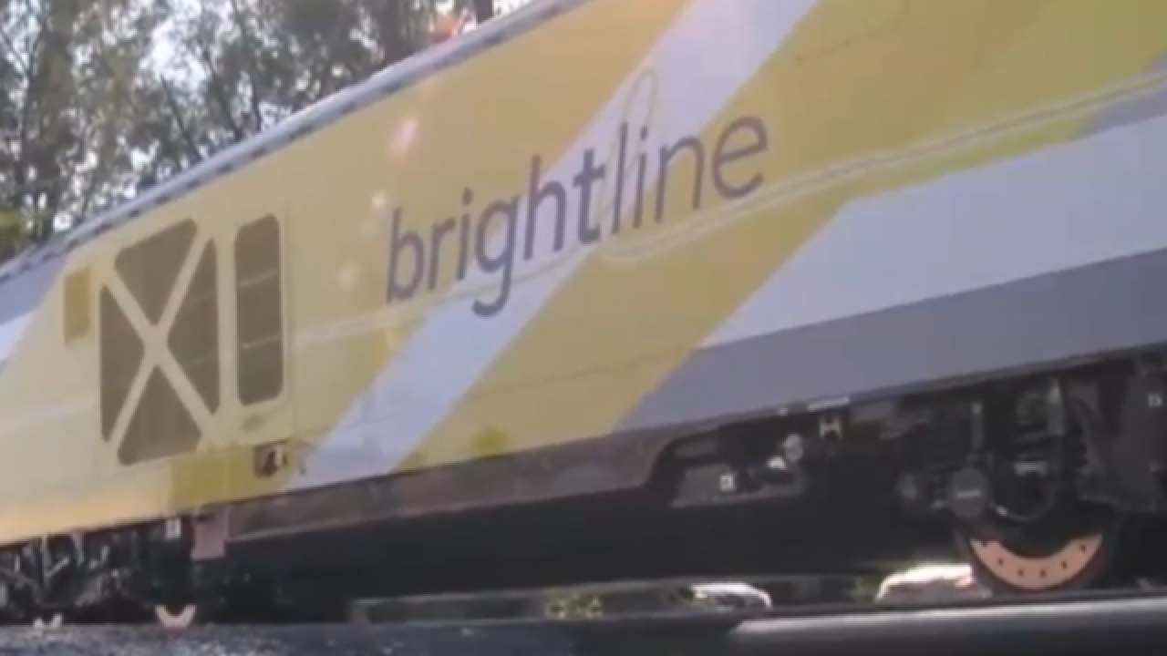 Commuters eager for Brightline to open, no official date set