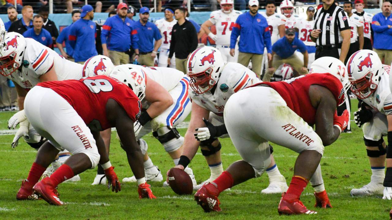 FAU Owls vs. SMU Mustangs in 2019 Boca Raton Bowl