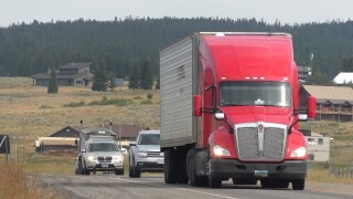 Low-noise rumble strips gaining traction statewide after success in Gallatin County