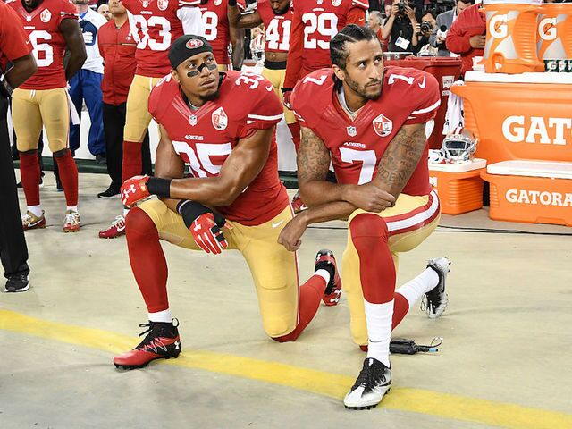 Trump credits his Twitter wrath for Colin Kaepernick's unemployment