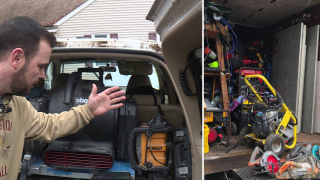 Contractors reclaim $100,000 in stolen tools: 'I'm really glad he got busted'