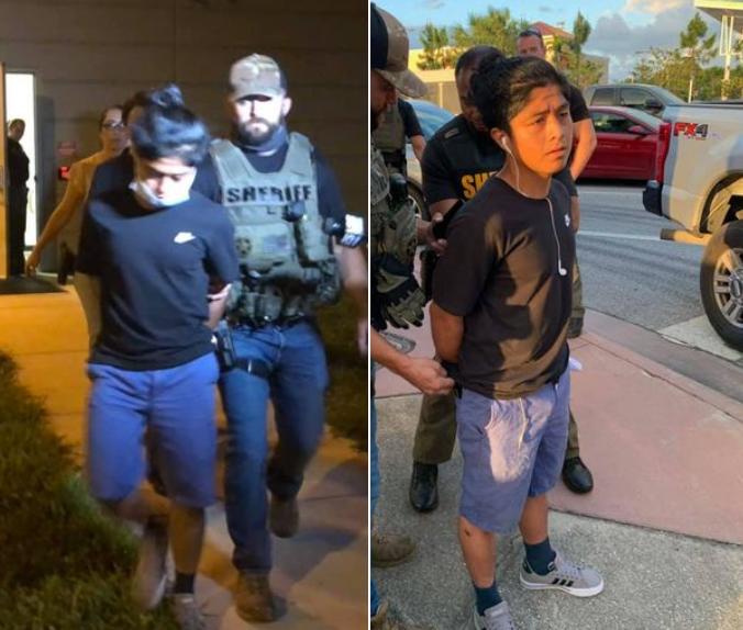 Marvin Ailon-Mendoza arrested May 18, 2021