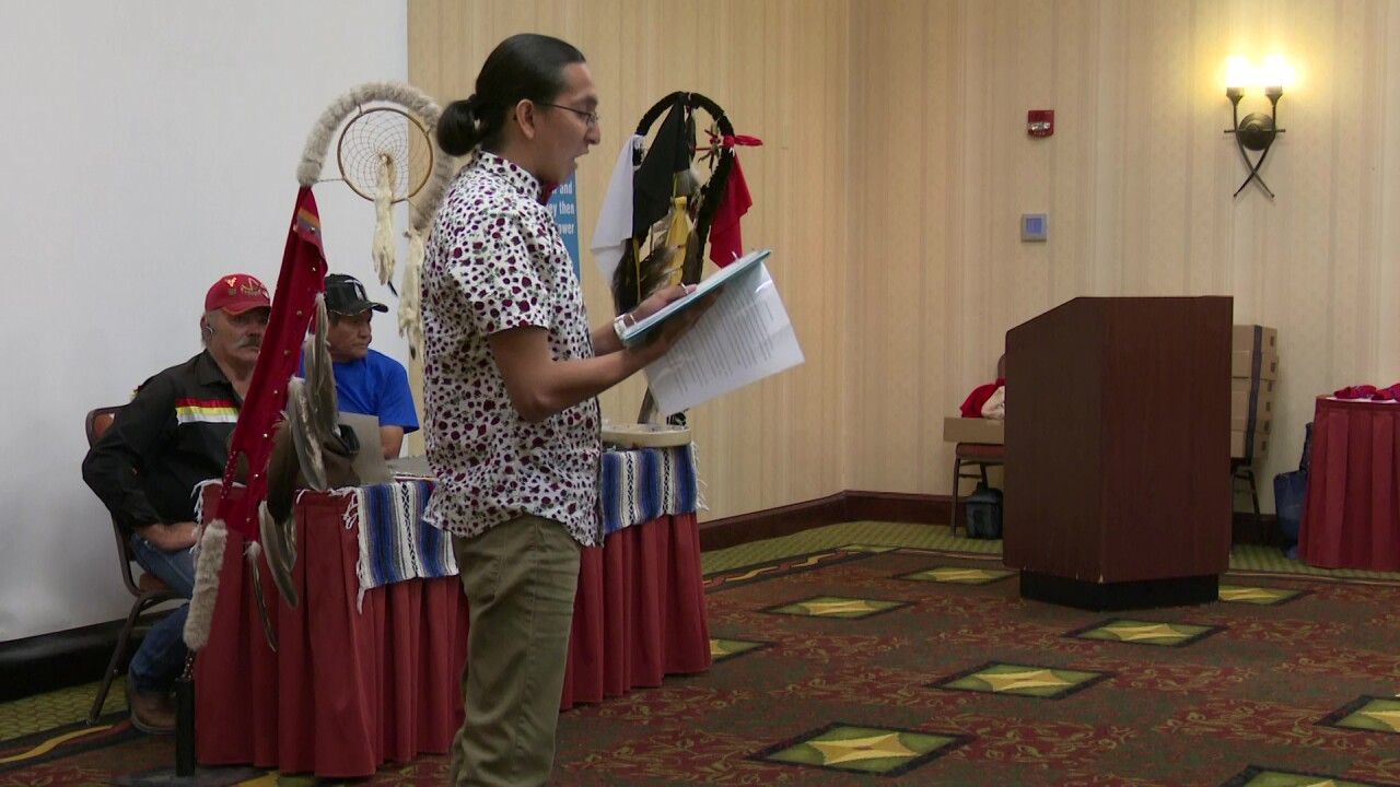 """United Natives"" celebrates new graduates in Great Falls"
