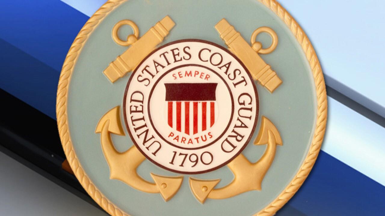Coast Guard rescues 2 boaters near the Bahamas