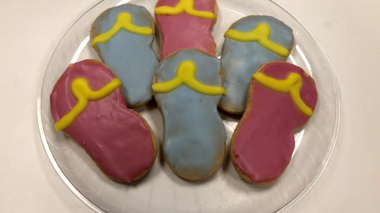 Panera Bread donating proceeds from the sale of Flip Flop cookies to help abused and neglected kids