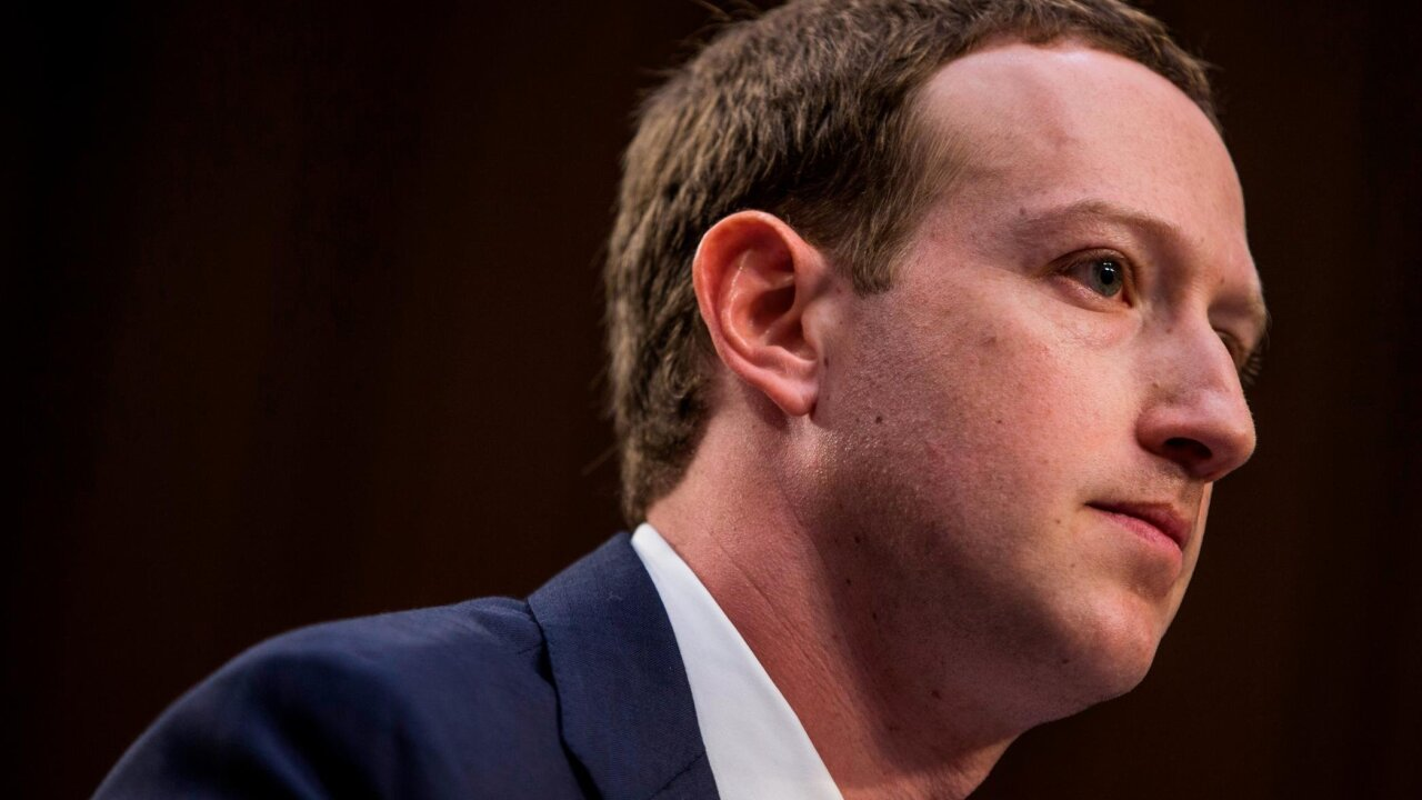 Mark Zuckerberg to testify before Congress amid scrutiny of Libra cryptocurrency